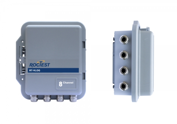 Image New, Compact & Cost Effective Vibrating Wire Datalogger