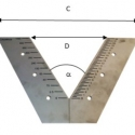 Image V-NOTCH – Triangular Weir