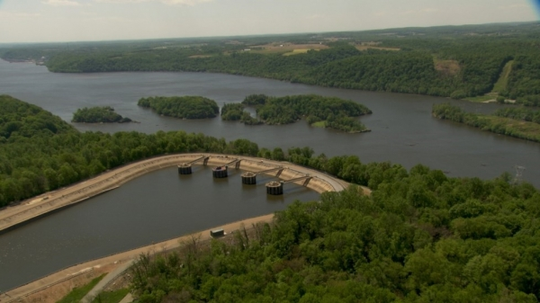 Image Muddy Run Dam Pumped Storage Power Generation Facility – US